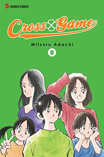 Cross Game Book 8 cover