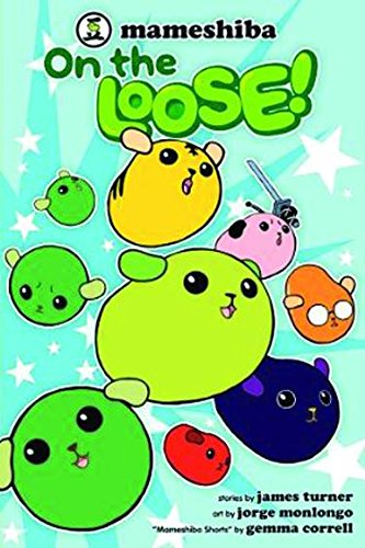 Mameshiba: On the Loose cover