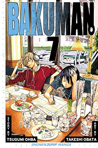 Bakuman Book 7 cover