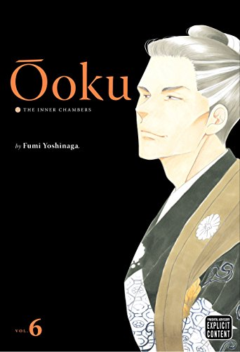 Ooku: The Inner Chambers Book 6 cover