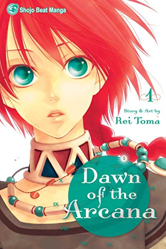 Dawn of the Arcana Book 1 cover