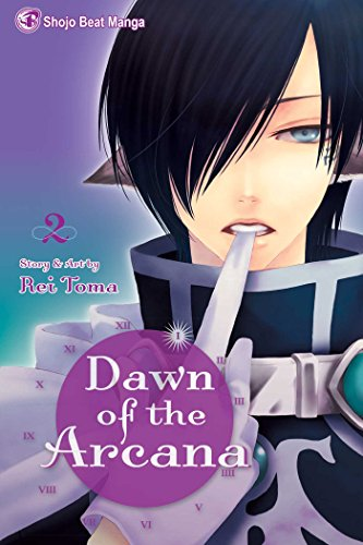 Dawn of the Arcana Book 2 cover