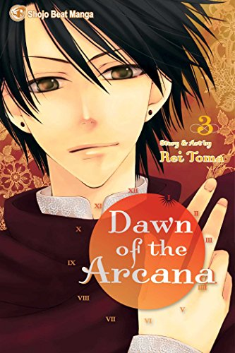 Dawn of the Arcana Book 3 cover
