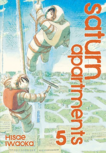 Saturn Apartments Volume 5 cover