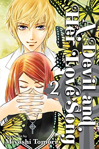 A Devil and Her Love Song Book 2 cover