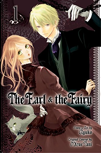 The Earl and the Fairy Book 1 cover