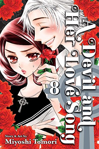 A Devil and Her Love Song Book 8 cover