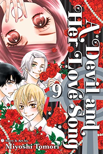 A Devil and Her Love Song Book 9 cover