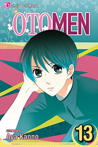 Otomen Book 13 cover