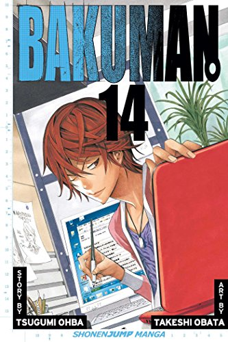Bakuman Book 14 cover