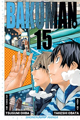 Bakuman Book 15 cover