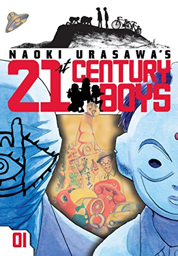 21st Century Boys Book 1 cover