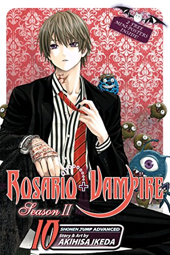 Rosario+Vampire: Season II Volume 10 cover