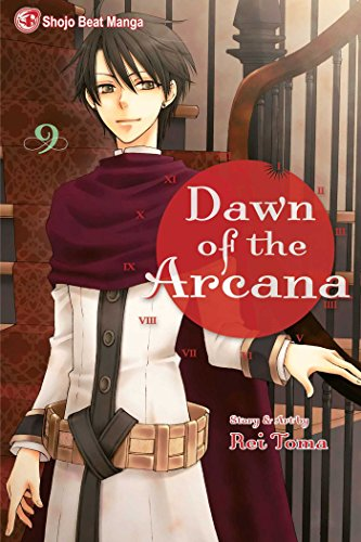 Dawn of the Arcana #9