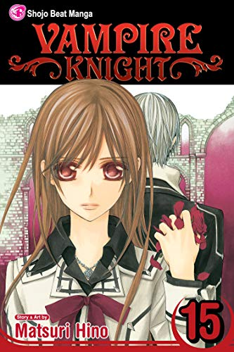 Vampire Knight Volume 15 cover