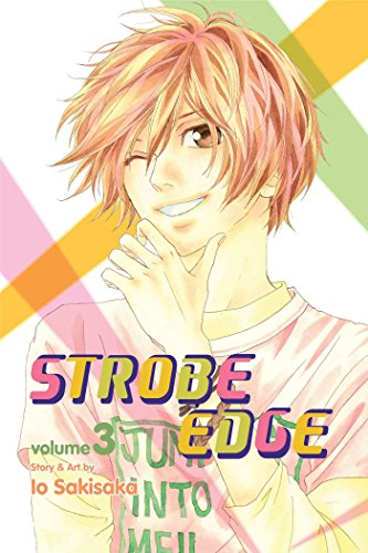 Strobe Edge Book 3 cover