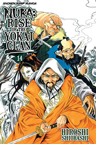 Nura, Rise of the Yokai Clan #14
