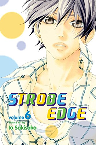 Strobe Edge Book 6 cover