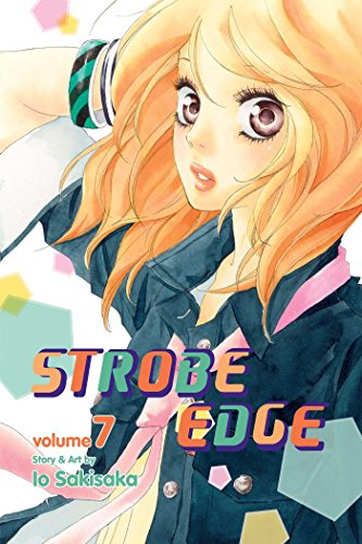 Strobe Edge Book 7 cover