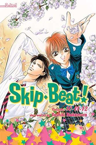 Skip Beat! (3-in-1 Edition), Vol. 4: Includes vols. 10, 11 & 12, Nakamura, Yoshiki