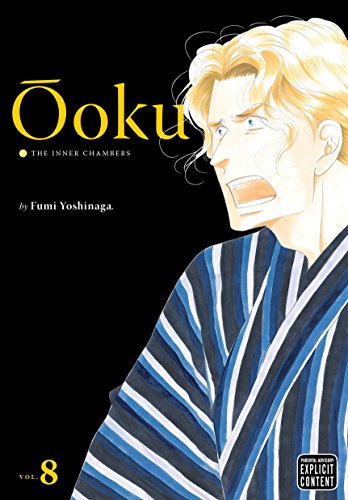 Ooku: The Inner Chambers Book 8 cover