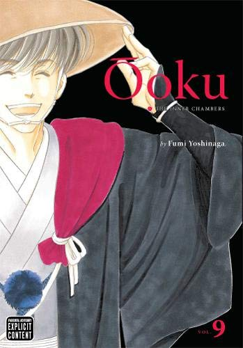 Ooku: The Inner Chambers Book 9 cover