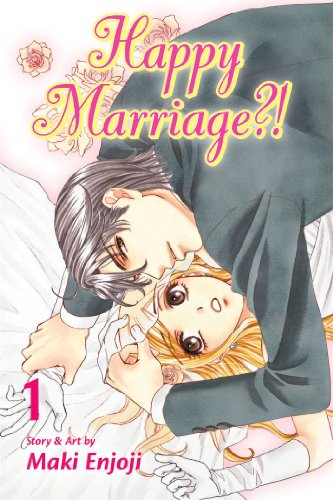 Happy Marriage?! Book 1 cover