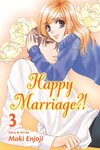 Happy Marriage?! Book 3 cover