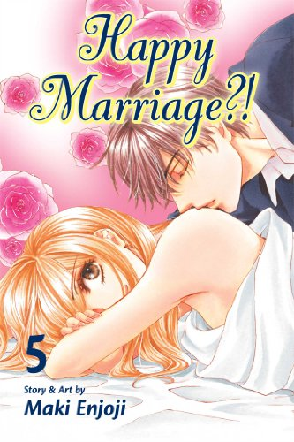 Happy Marriage?! Book 5 cover