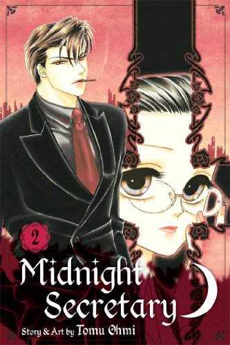 Midnight Secretary Book 2 cover