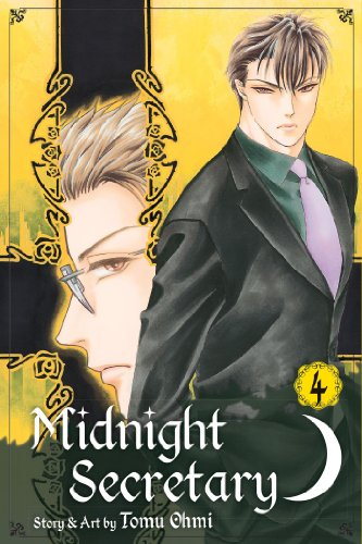Midnight Secretary Book 4 cover