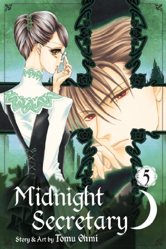 Midnight Secretary Book 5 cover