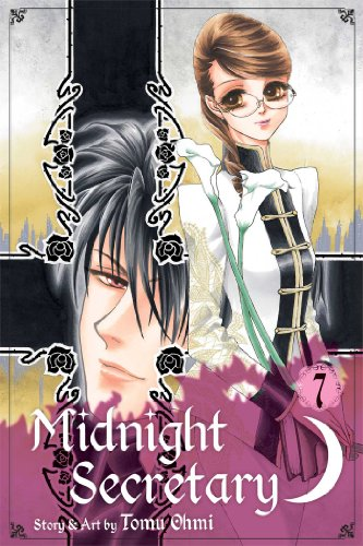 Midnight Secretary Book 7 cover