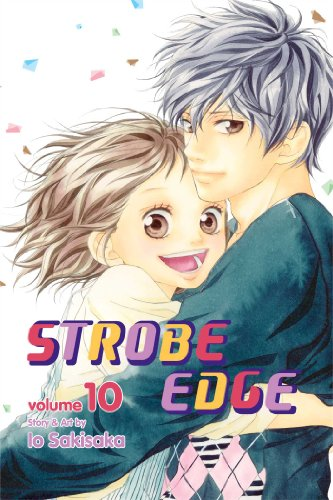 Strobe Edge Book 10 cover