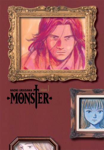 Monster: The Perfect Edition Book 1 cover