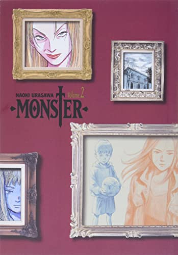 Monster: The Perfect Edition Book 2 cover