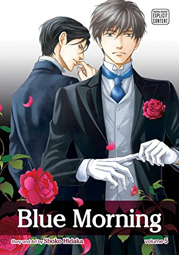 Blue Morning Volume 5 cover