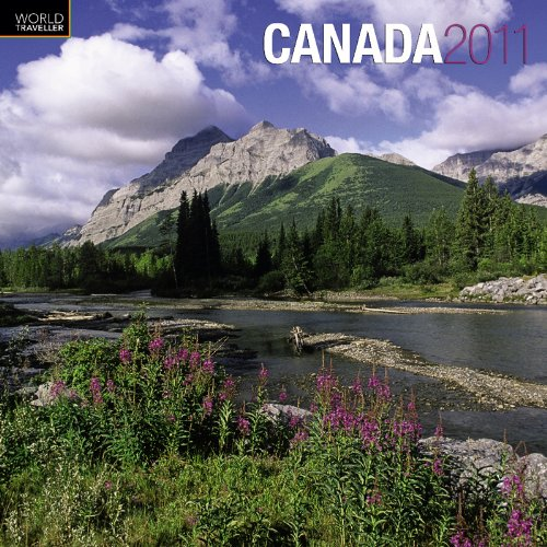 2011 Canada Square Wall Calendar