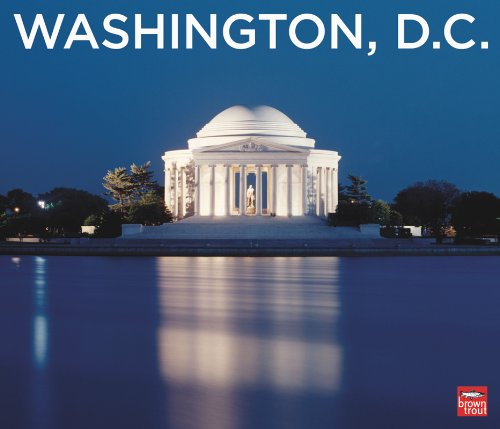 2011 Washington, D.C. Deluxe Wall Calendar