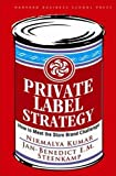 Buy Private Label Strategy: How to Meet the Store Brand Challenge from Amazon