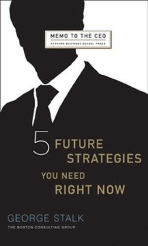5 Future Strategies You Need Right Now