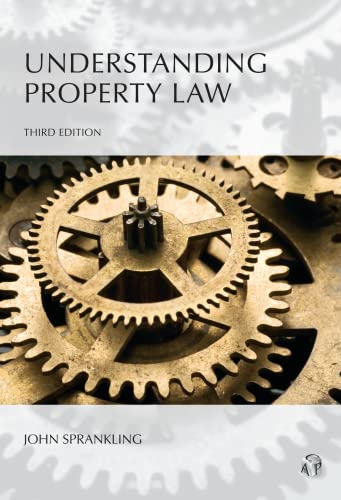 Understanding Property Law Third Edition