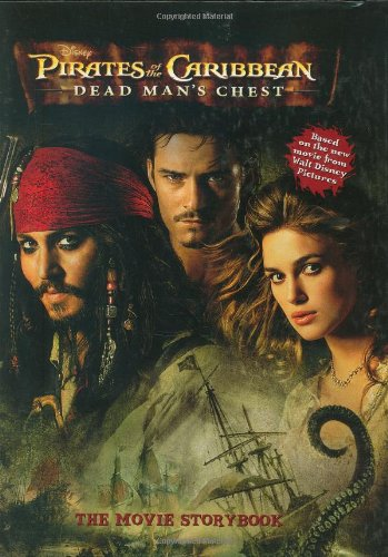 Dead Man's Chest the Movie Storybook (Pirates of the Carribean 2)