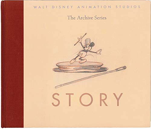 Walt Disney Animation Studios The Archive Series: Story (Walt Disney Animation Archives)