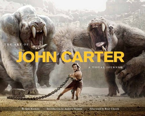 The Art of John Carter: A Visual Journey