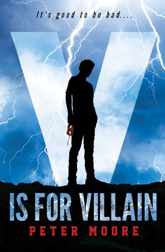 V Is for Villain cover
