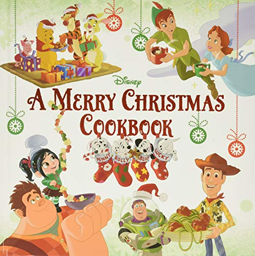 A Merry Christmas Cookbook cover