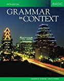 Grammar in Context Basic by Sandra N. Elbaum, Judi P. Peman