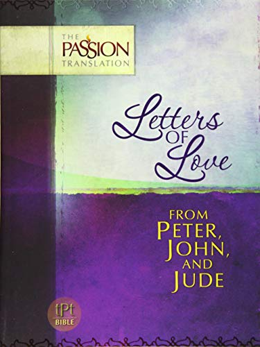 Letters of Love (The Passion Translation), Simmons, Brian