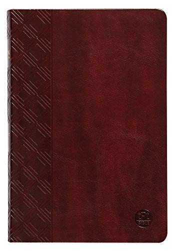 The Passion Translation New Testament (2nd Edition) Brown: With Psalms, Proverbs and Song of Songs, Simmons, Brian